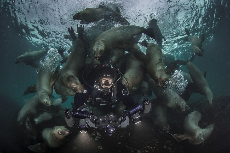 Adventure Photographer, Steve Woods