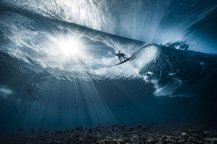 Fotógrafo de Aventuras Oceánicas: Ben Thouard