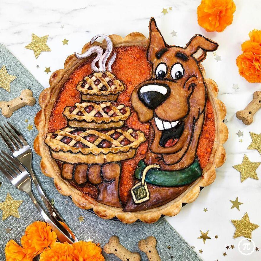 Scooby Doo Pie