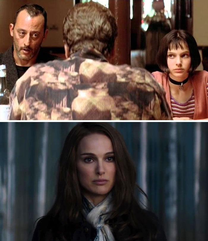 Natalie Portman As Mathilda In Léon: The Professional (1994)