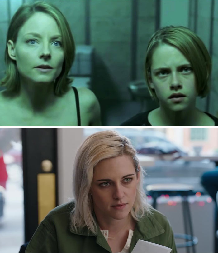 Kristen Stewart As Sarah Altman In Panic Room (2002)