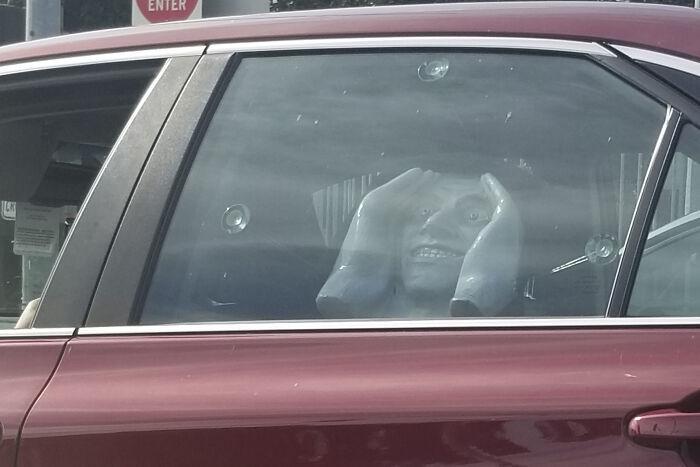 Pasadena, Ca. No Driver. Just Parked.