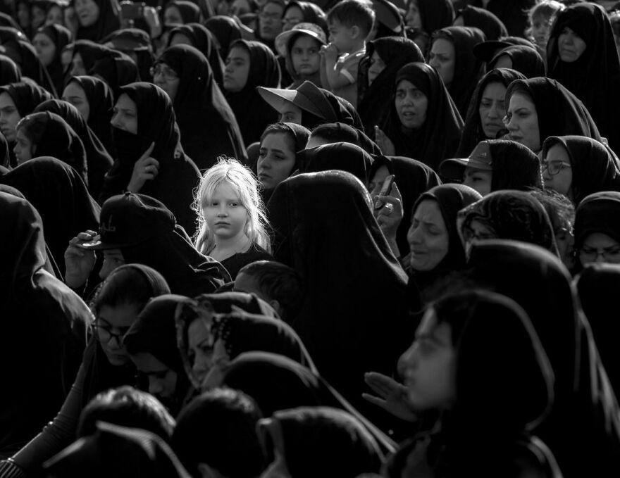 Blonde By Ahmad Mohammad Taghi Shirazi