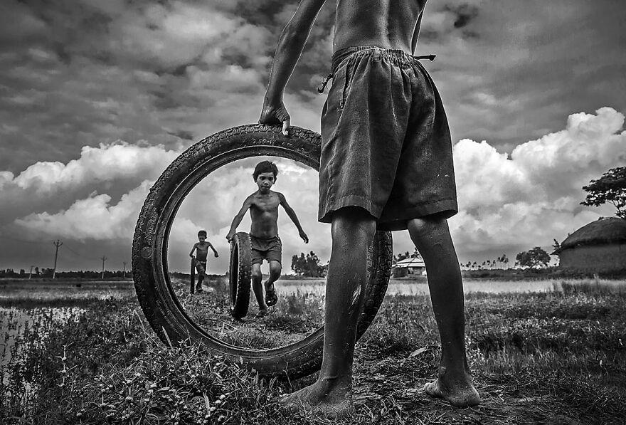 Untitled By Pranab Basak