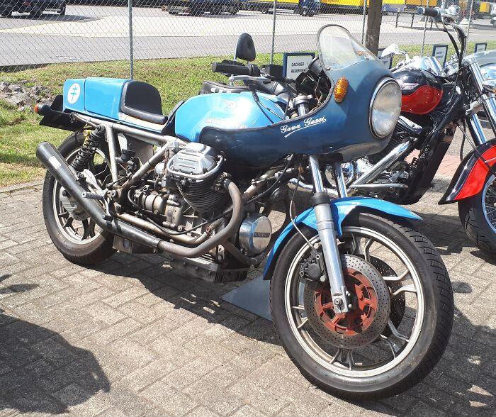 My Vintage Motorbike