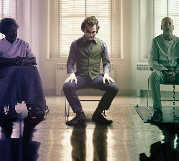 A Hungarian Designer Combines Characters From Different Movies In One Scene, Creating Very Funny Twists (66 New Pics)
