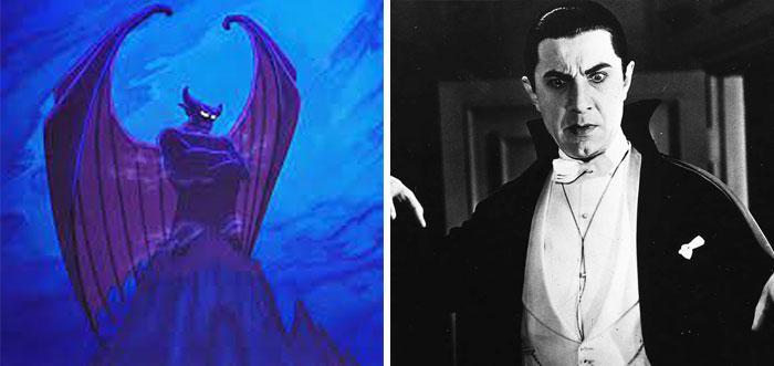 Chernabog In Fantasia Was Based On Bela Lugosi