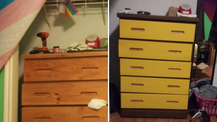 Painted My Dresser