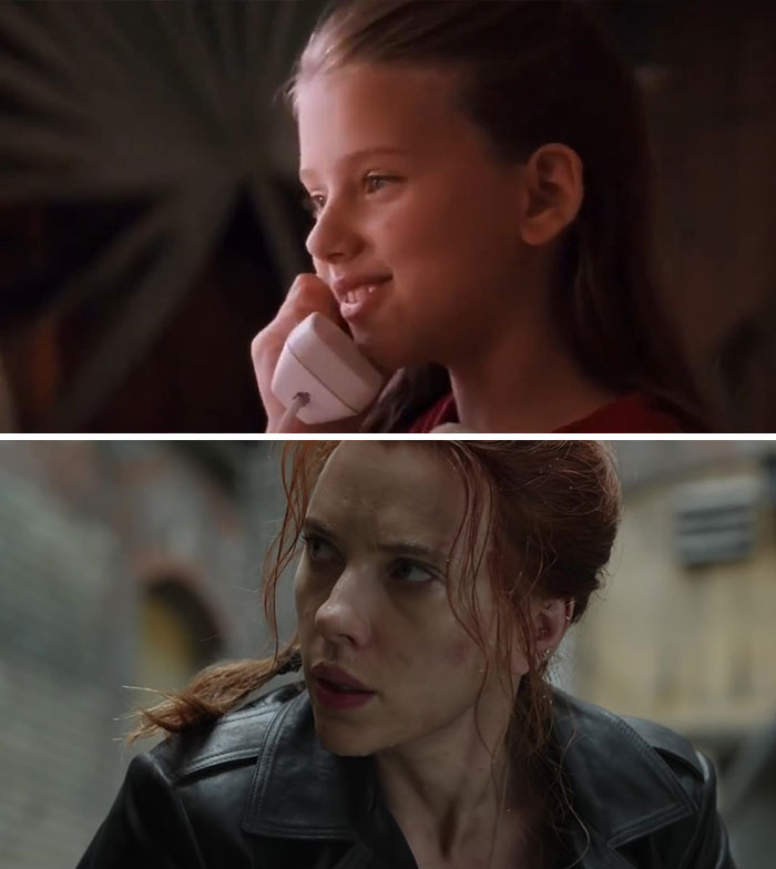 Scarlett Johansson As Katie Armstrong In Just Cause (1995)
