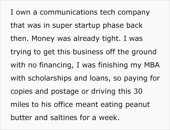 People On The Internet Laugh At This Guy's Revenge Plan After His Ex-Wife's Divorce Lawyer Asks For 3 Years Of Complete Financials