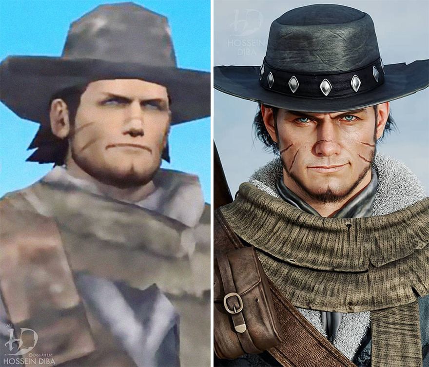 Red Harlow From Red Dead Revolver