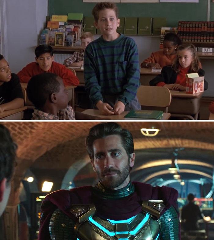 Jake Gyllenhaal As Danny Robbins In City Slickers (1991)