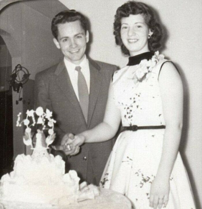 A Clean-Cut Charles Manson On His Wedding Day In 1955