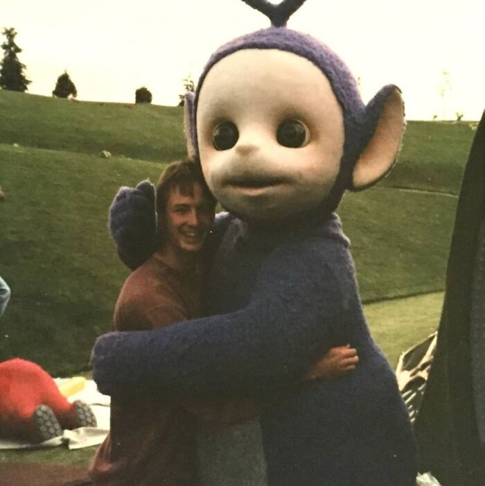 Behind-The-Scenes Of Teletubbies' In The Late-90s