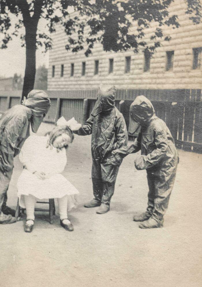 Goldilocks And The Three Bears, 1908