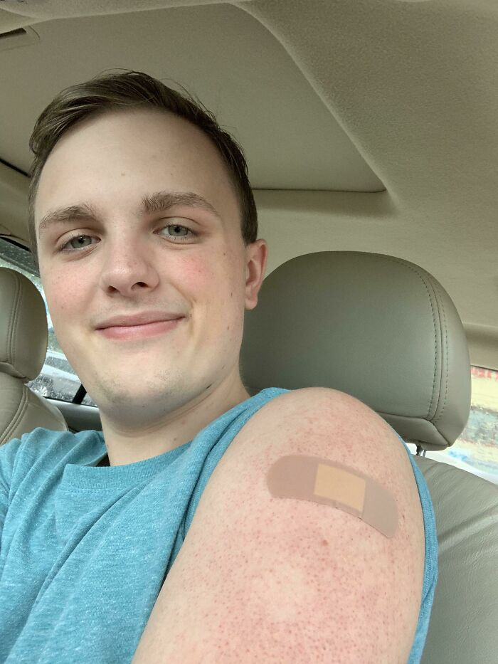 Got The Covid-19 Vaccine Behind My Anti-Vax Parents Backs