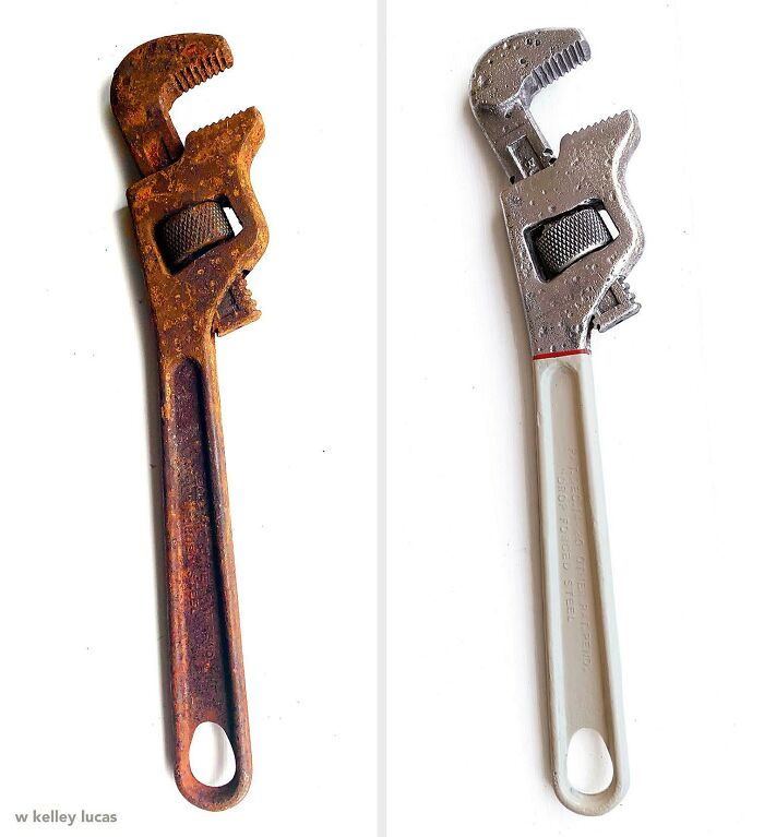 I Restored A Neglected Old Wrench. It Wasn't Ready To Retire