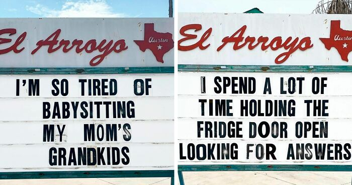 This Restaurant Is Winning The Funny Sign Game (63 New Pics)