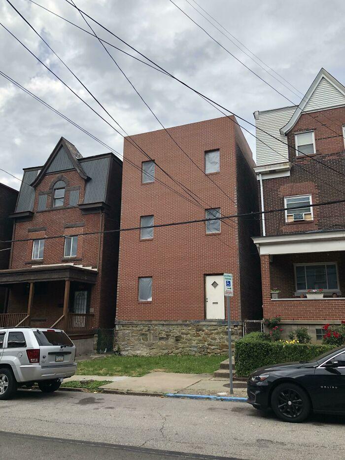 La hermosa arquitectura de Pittsburgh