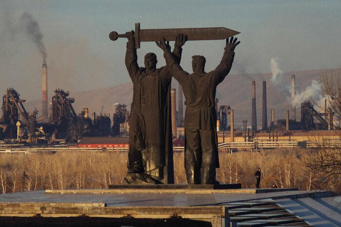 Magnitogorsk, una de las ciudades más contaminadas de Rusia. Solo un 28% de los niños aquí nacen completamente sanos