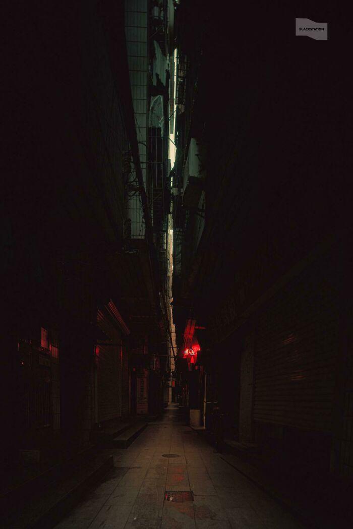 La distancia entre dos departamentos, Guangzhou