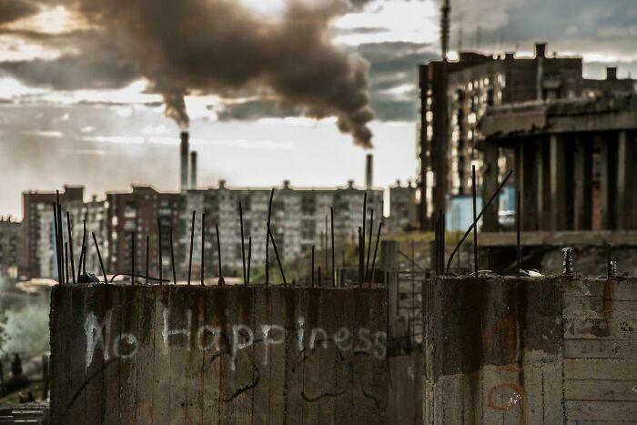 Norilsk, Rusia