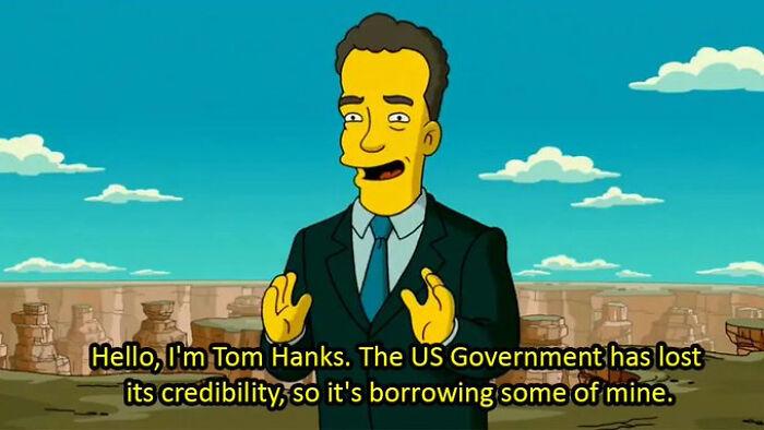 Simpsons At It Again