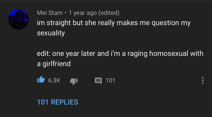 This Youtube Comment On A Billie Eilish Video