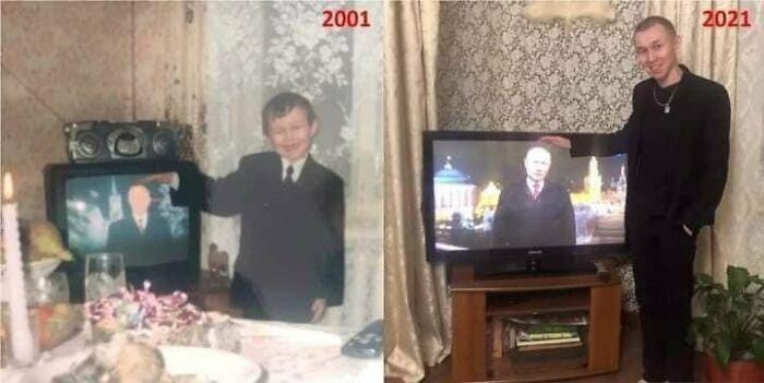 Happy New... President?
