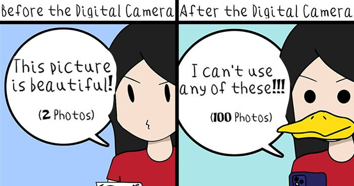 Let Me Try To Make You Laugh With My 18 Silly Comics About Everyday Life