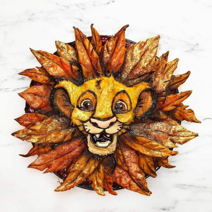 The Lion King Pie