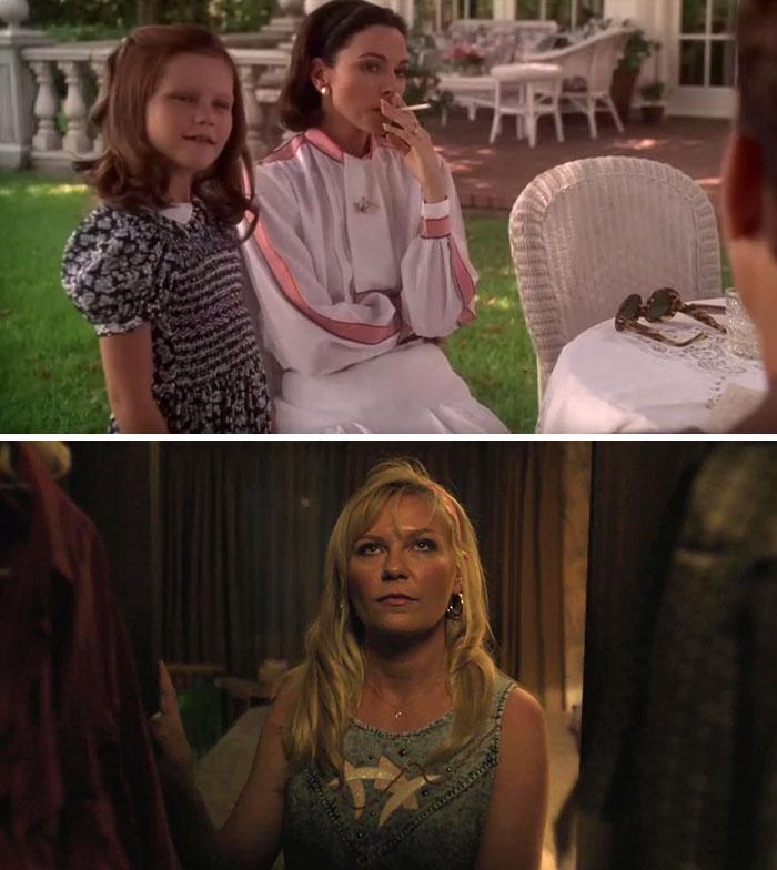 Kirsten Dunst As Campbell Mccoy In The Bonfire Of The Vanities (1990)