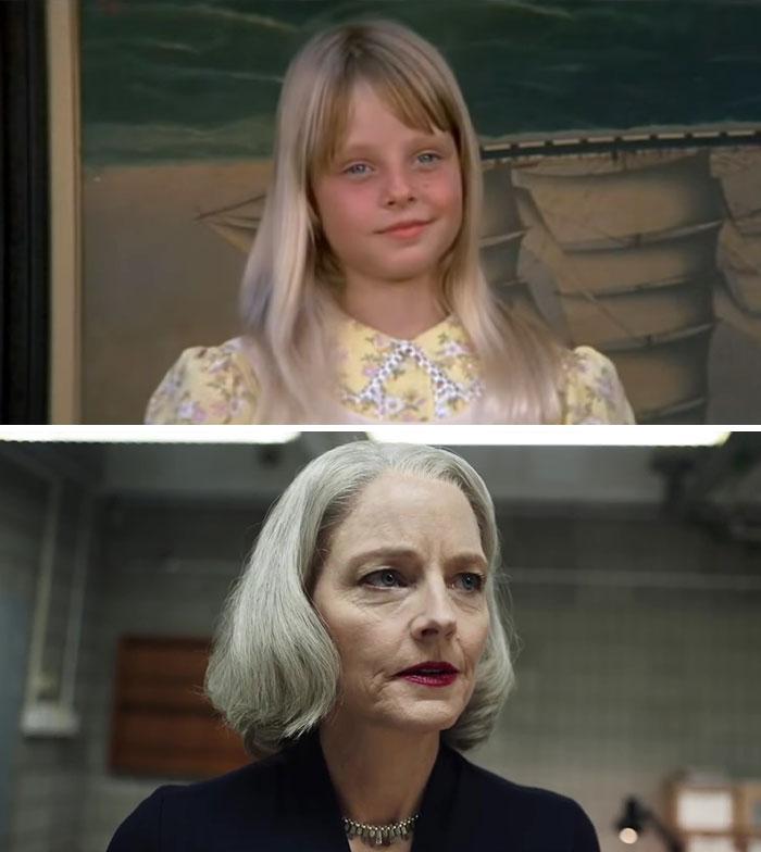 Jodie Foster As Becky Thatcher In Tom Sawyer (1973)