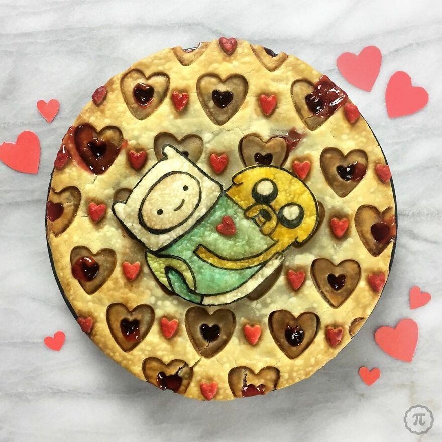 Adventure Time Pie