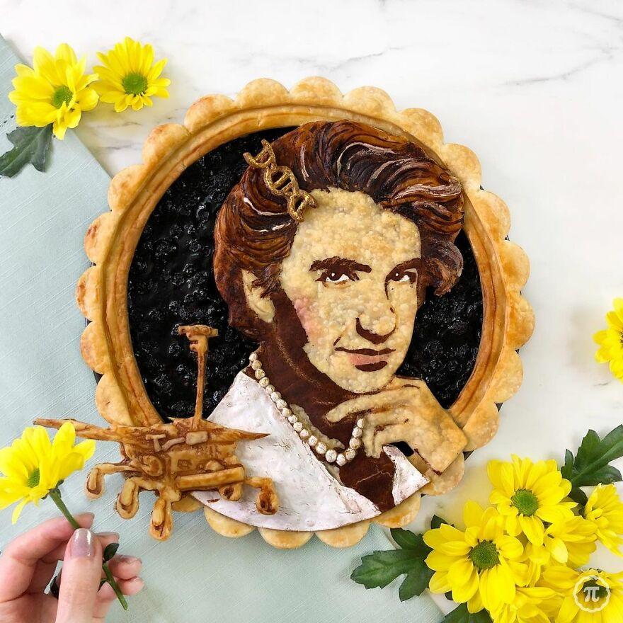 Rosalind Franklin Pie