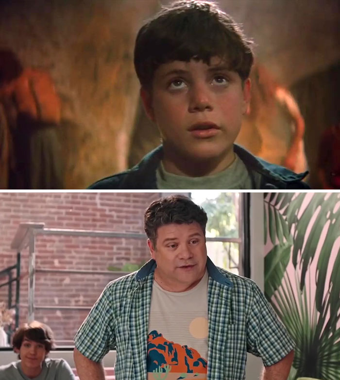 Sean Astin As Mikey In The Goonies (1985)