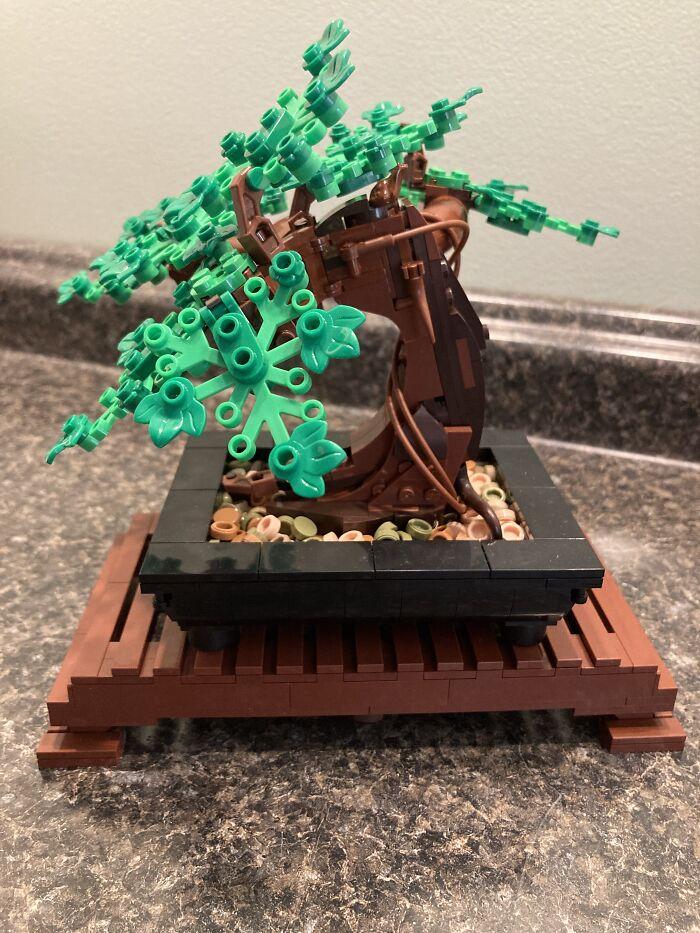 My LEGO Bonsai