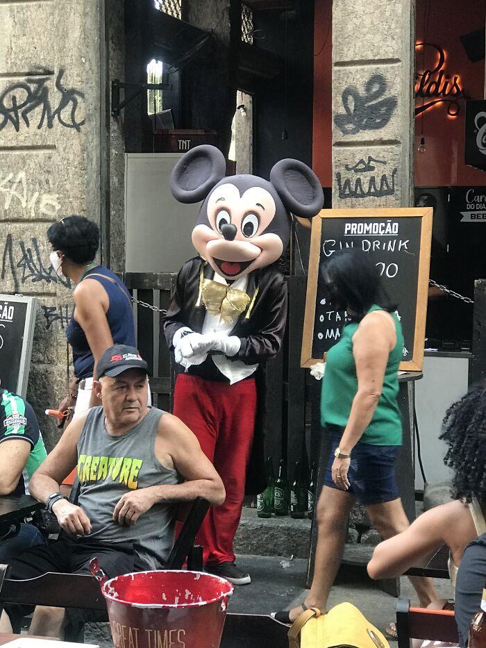 Normal Day In Brazil - Rio De Janeiro