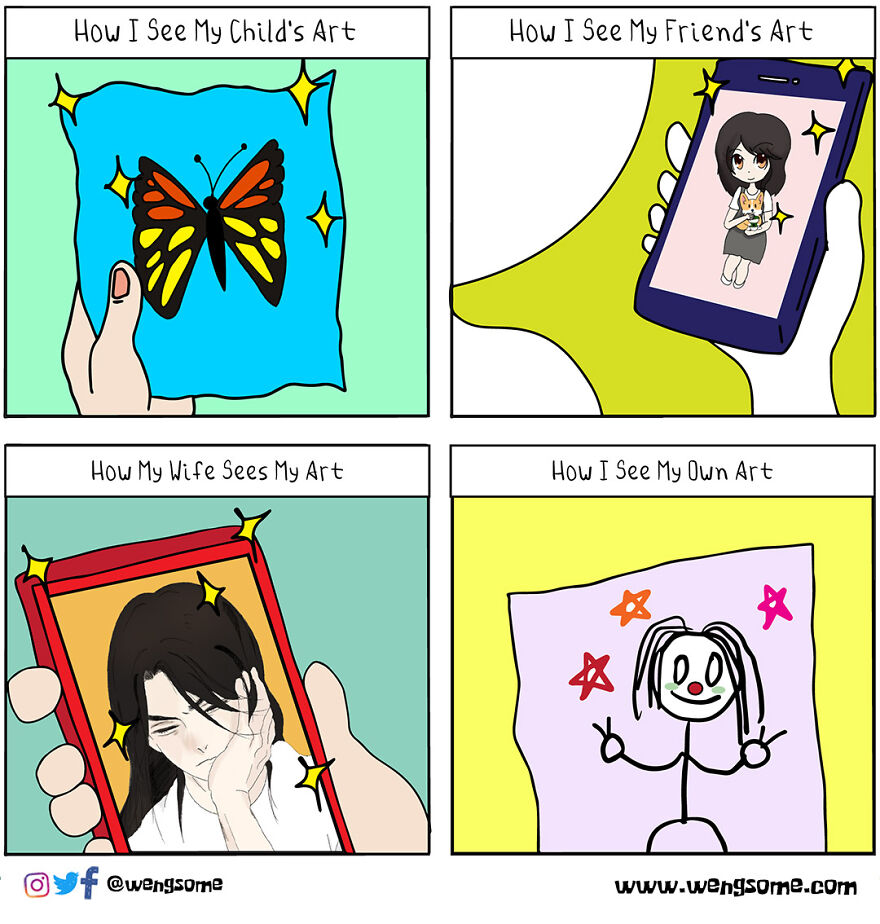 Problems Every Artist Can Relate To