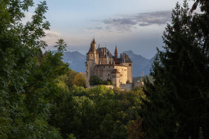 Chateau De Methon-Saint Bernard. La fuerza de Disney es fuerte en este caso