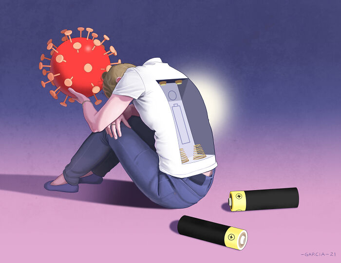 Depresión de coronavirus