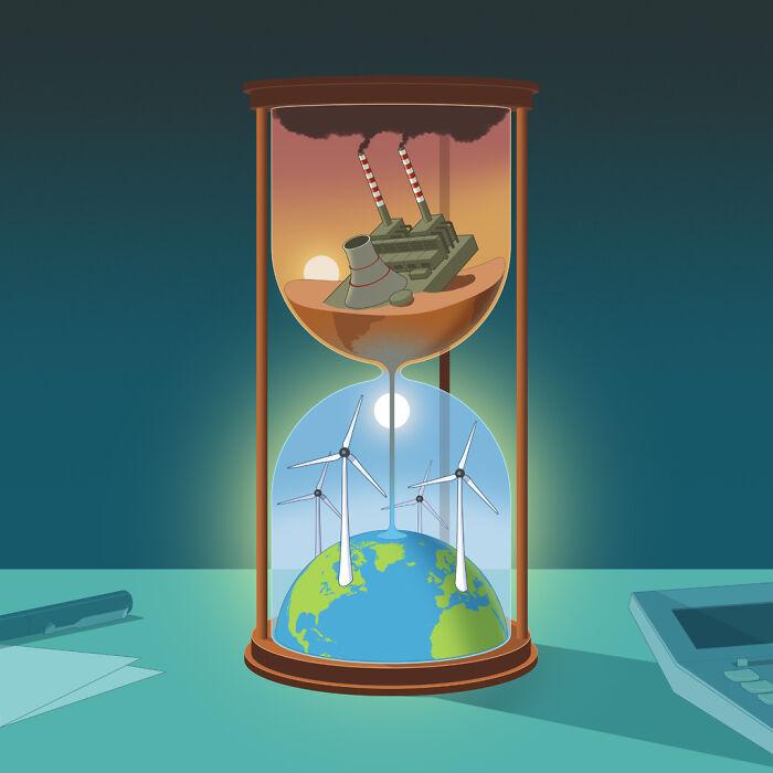 Se acaba el tiempo para salvar la Tierra