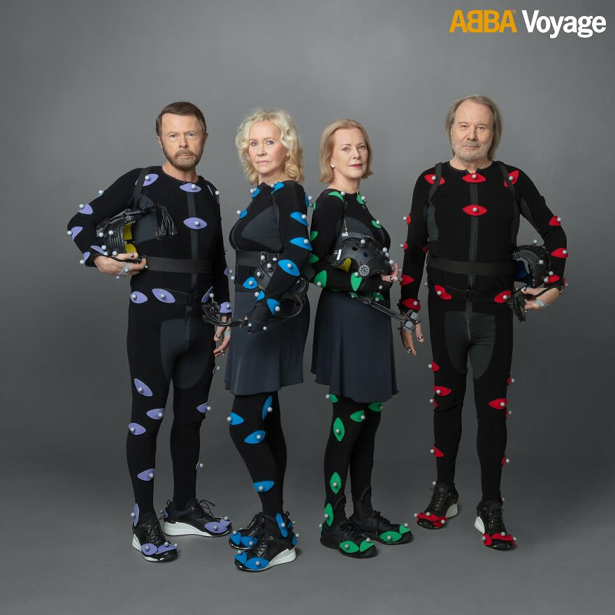 ABBA Reunite After 40 Years, And They've Created CGI Versions Of Themselves In Their Prime To Perform In A Concert