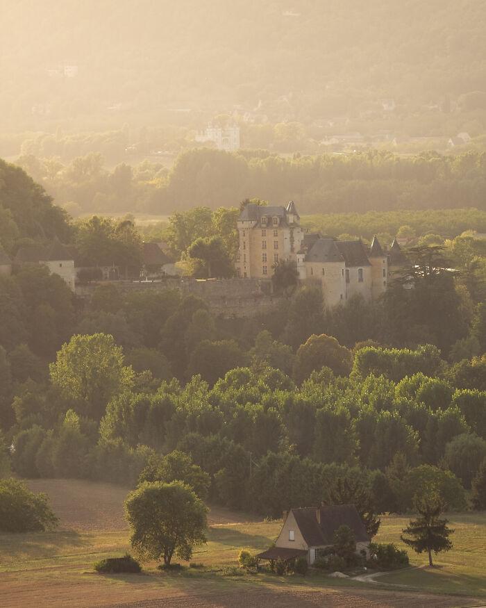 Chateau Des Milandes, que fue el hogar de Josephine Baker