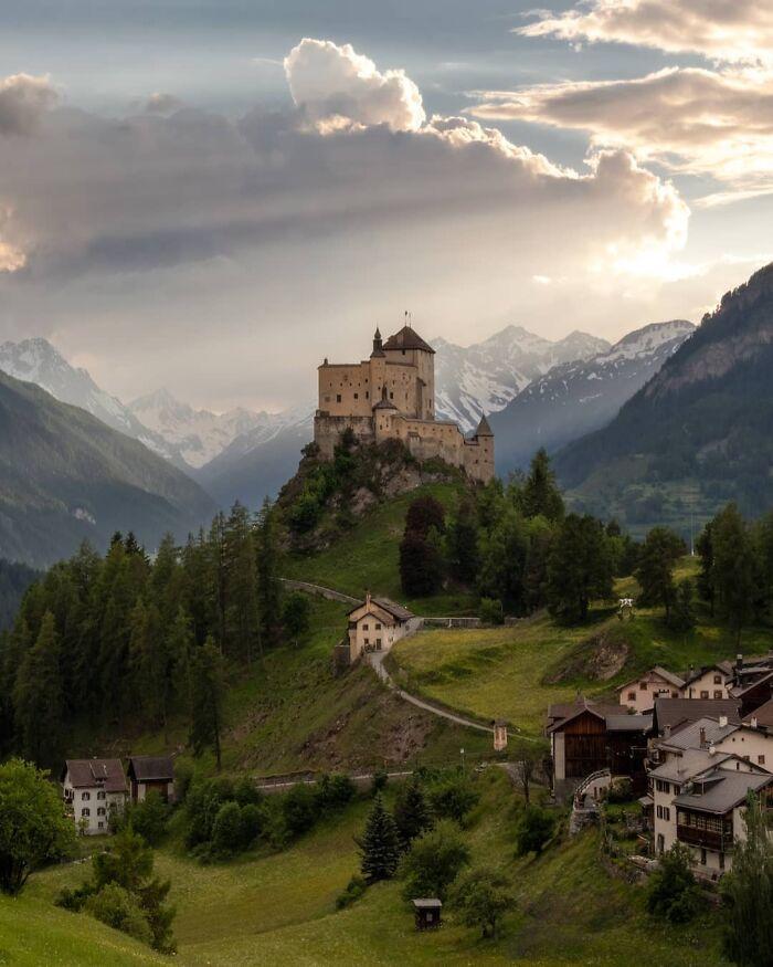 Tarasp, Suiza