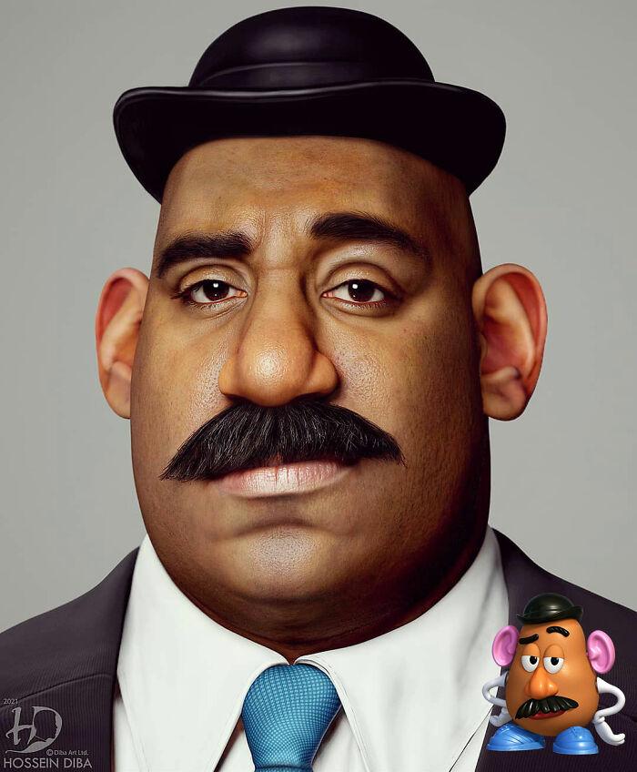 Mr. Potato de Toy Story