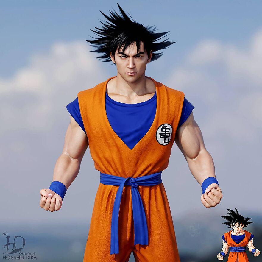 Goku From Dragon Ball