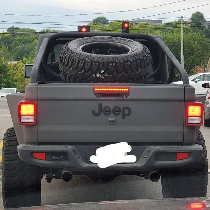 This Spare Tire