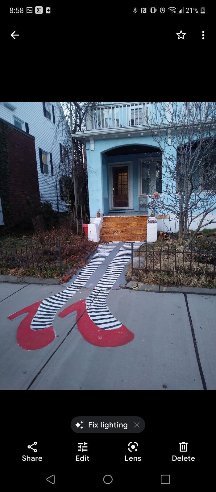 Random House In Arlington, Ma