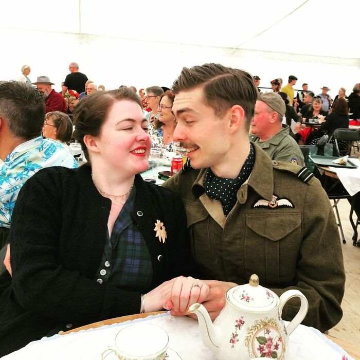 This Young British Couple Lives Like It Was In The 1930s